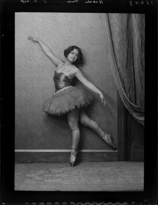 Dancer, Miriama Heketa