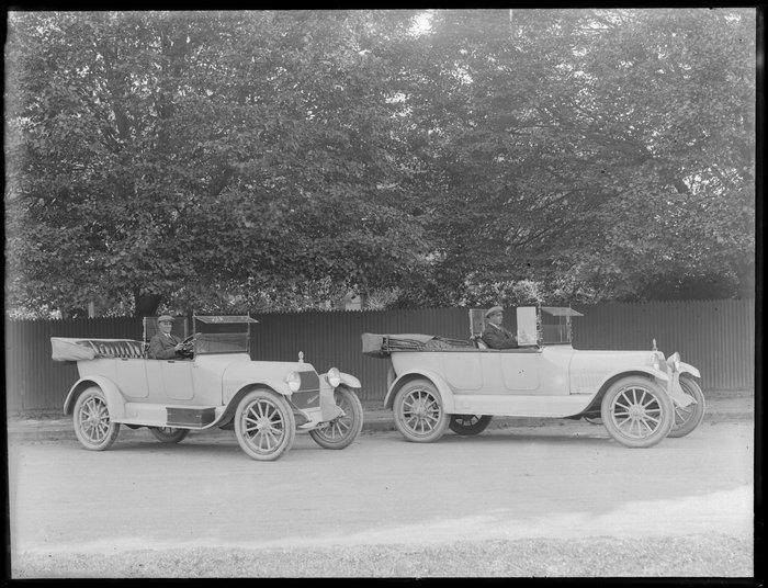 Studebaker motor cars