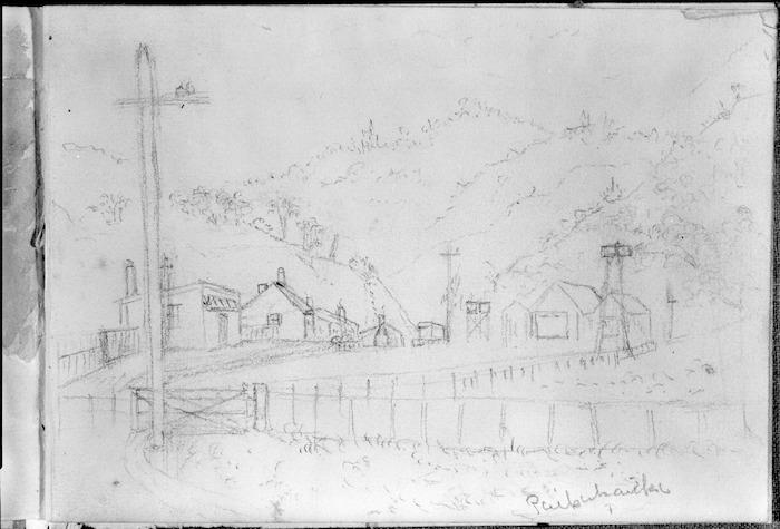 Lysaght, Emily Muriel, 1875-1971 :Paikakariki [1893]