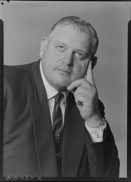Norman Eric Kirk, leader of the Labour Party