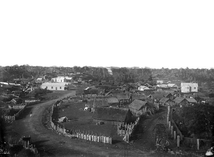 Parihaka Pa, South Taranaki Region