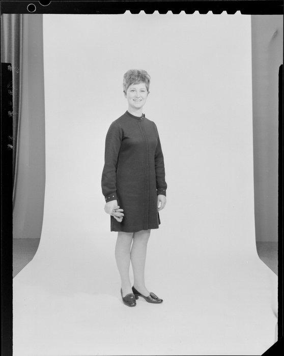 Miss Tiller Publicity Portrait