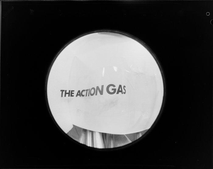 Dormer Beck the action gas logo