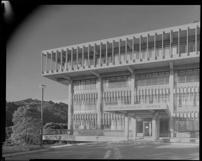 Meteorological Office, Wellington
