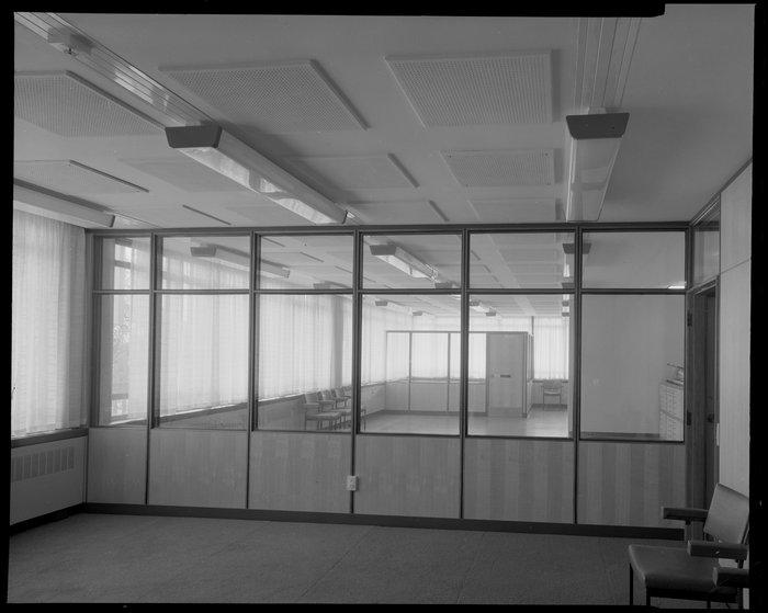 Ground floor interior, Meteorological Offcie, Wellington