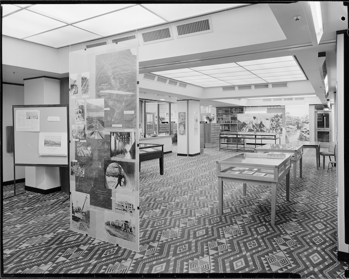 Alexander Turnbull Library exhibition