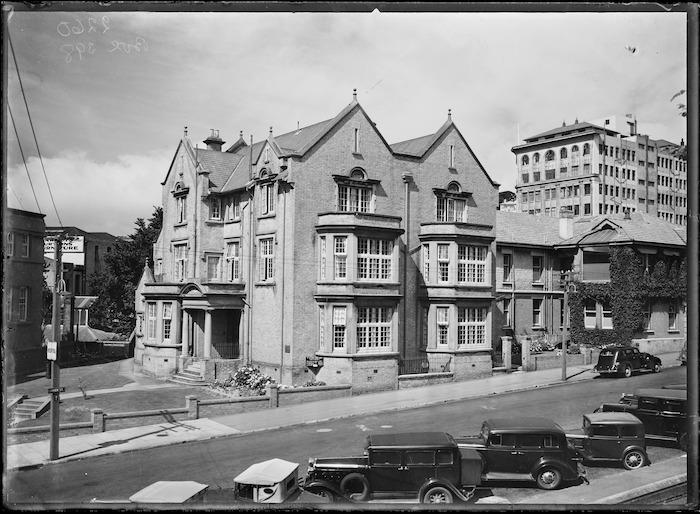 Alexander Turnbull Library, Bowen Street, Wellington