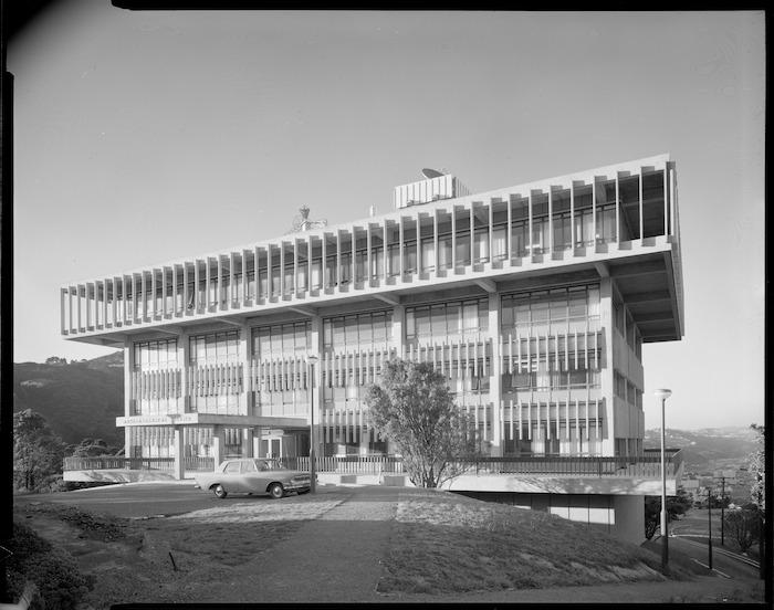 Meteorological Office, Kelburn, Wellington