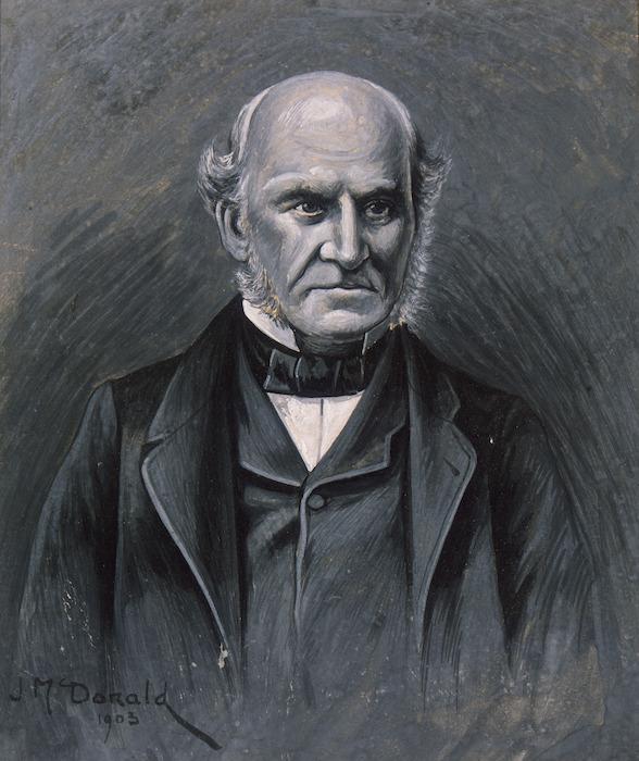 McDonald, James Ingram, 1865-1935 :James Busby, British Resident, 1830. 1903.