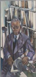 Portrait of Rex de C. Nan Kivell [picture] /