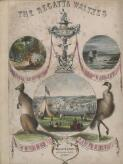 [Lithographed and engraved sheet music and covers printed in Australia] [picture].