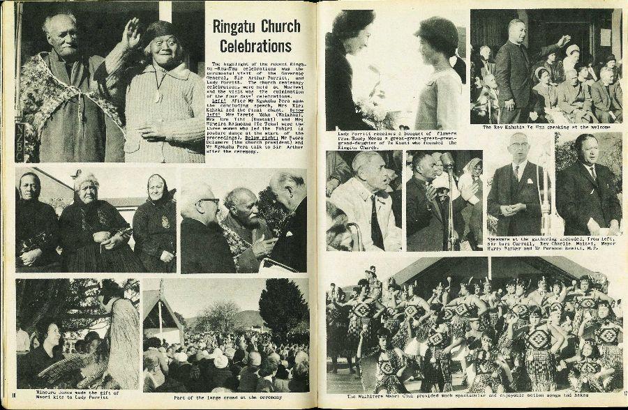 Ringatu Church Celebrations