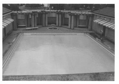 Blue Baths 1961, Children's Pool