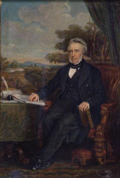 Mr John McGlashan, secretary in Scotland for the Otago settlement.