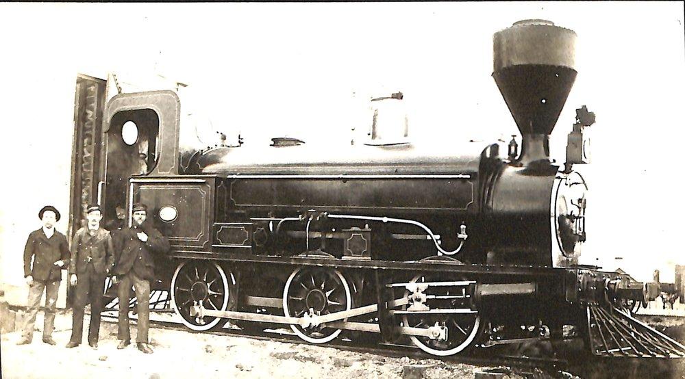 New Zealand Railways locomotive, F 0-6-0 ST class; number 231