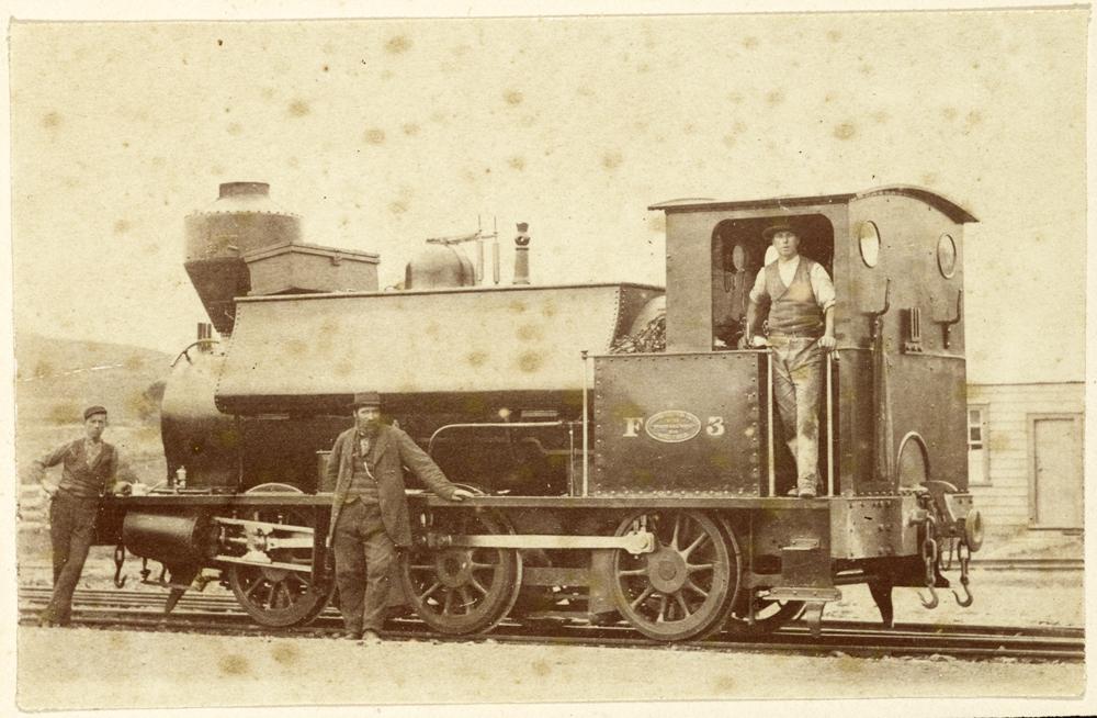 Locomotive Whangarei