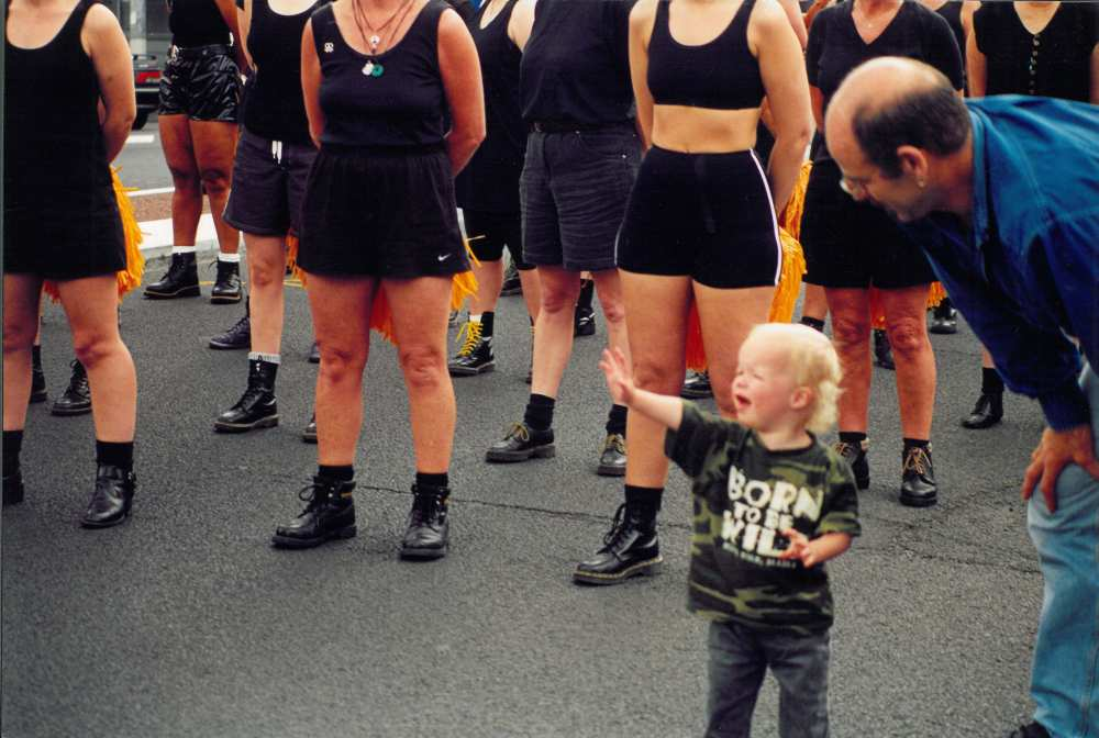 Hero Parade 1997