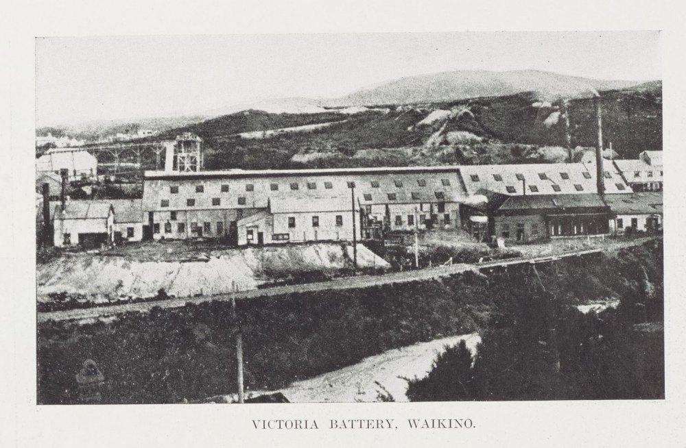 VICTORIA BATTERY, WAIKINO.
