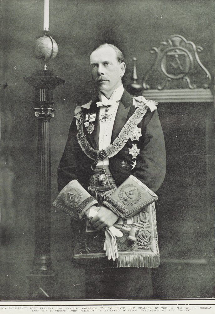 His Excellency Lord Plunket