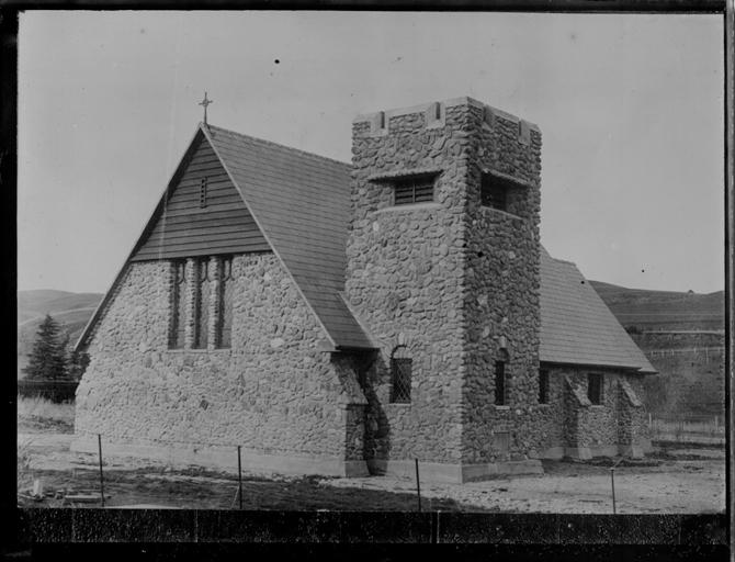 All Saints Church Waiau