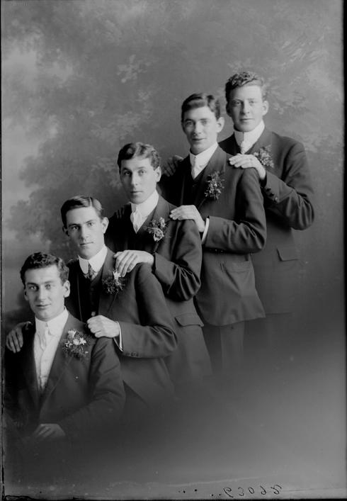 Hanson group 1910