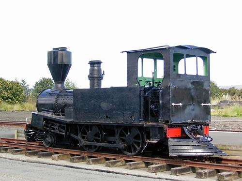 D-class locomotive