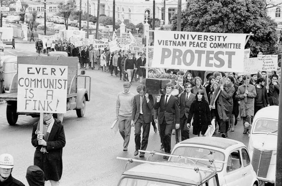 Vietnam War protest, 1967