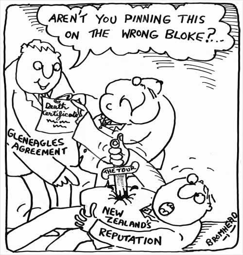 The Gleneagles agreement