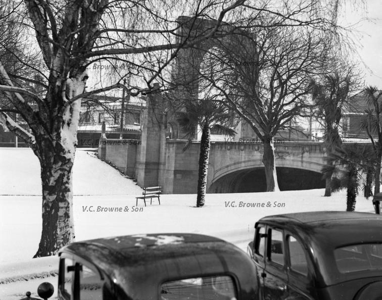 Christchurch - snow (PB1912/3)