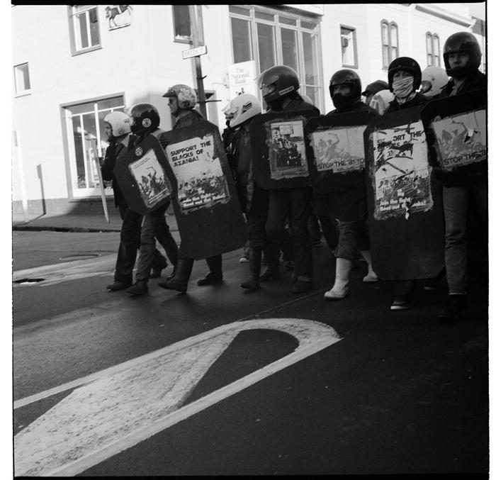 Springbok Tour demonstrations