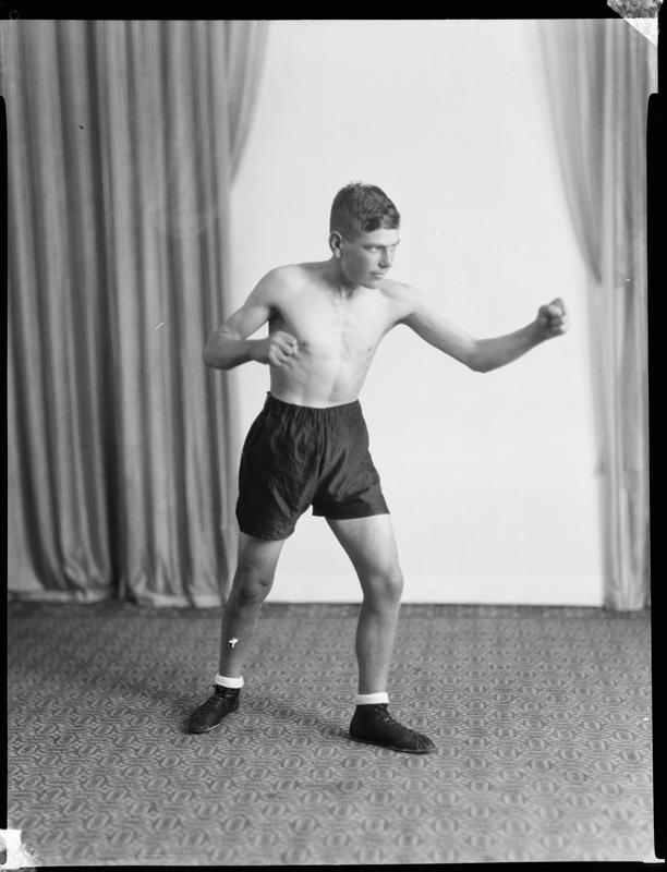 Loveridge, Boxer