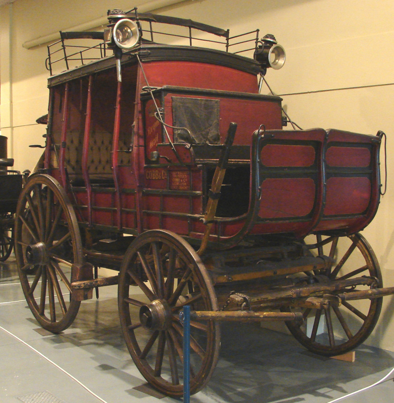 Stagecoach; Cobb and Co.