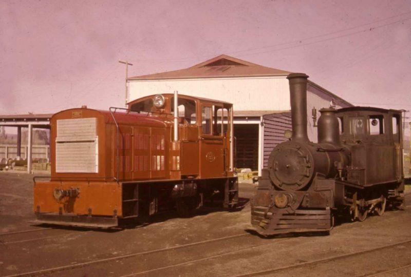Trains 1960
