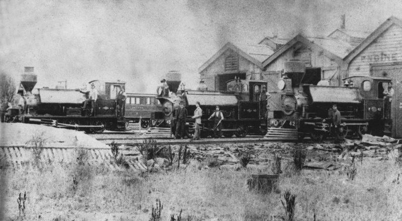 Locomotives 1883