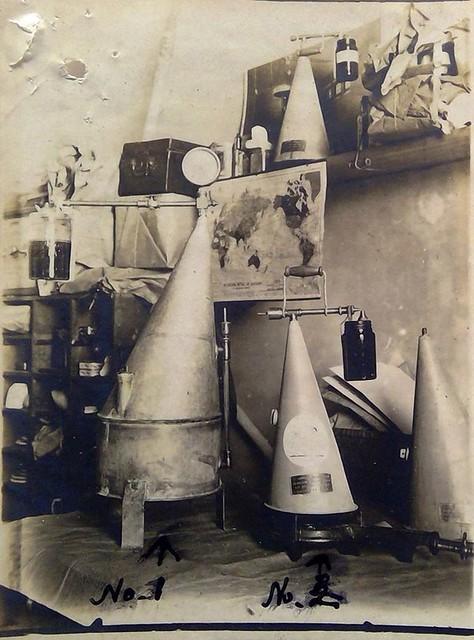 Inhalator - 1918 Influenza