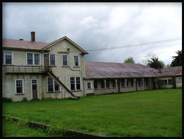 Hodderville Boys Home, New Zealand