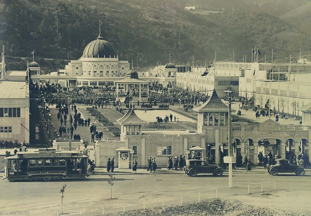 New Zealand & South Seas International Exhibition 1925-26