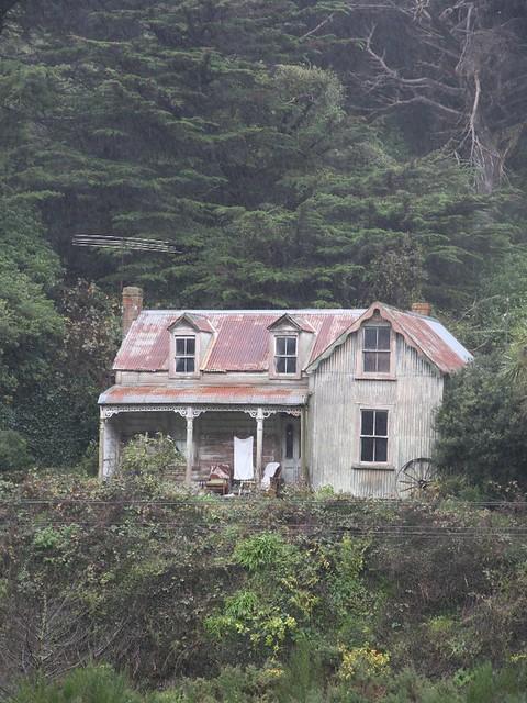 Old house, Johnsonville, Wellington, New Zealand
