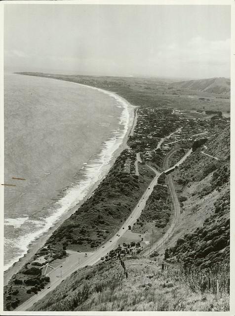 View from Paekakariki Hill