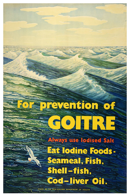 For Prevention of Goitre Always Use Iodised Salt