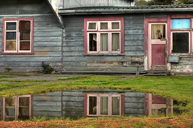 Old building, Hunterville, Rangitikei District, New Zealand