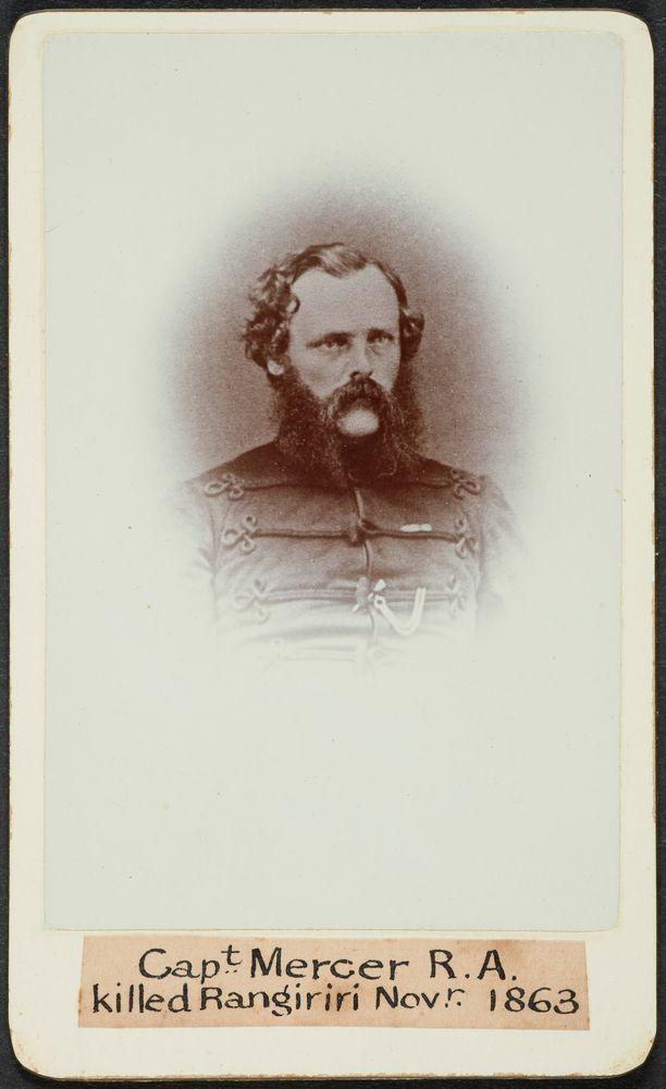 Captain Mercer
