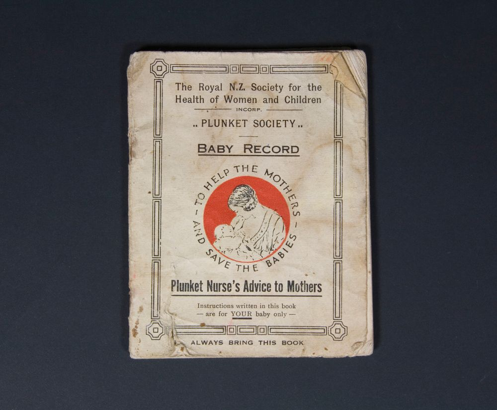 Book, 'Baby Record'