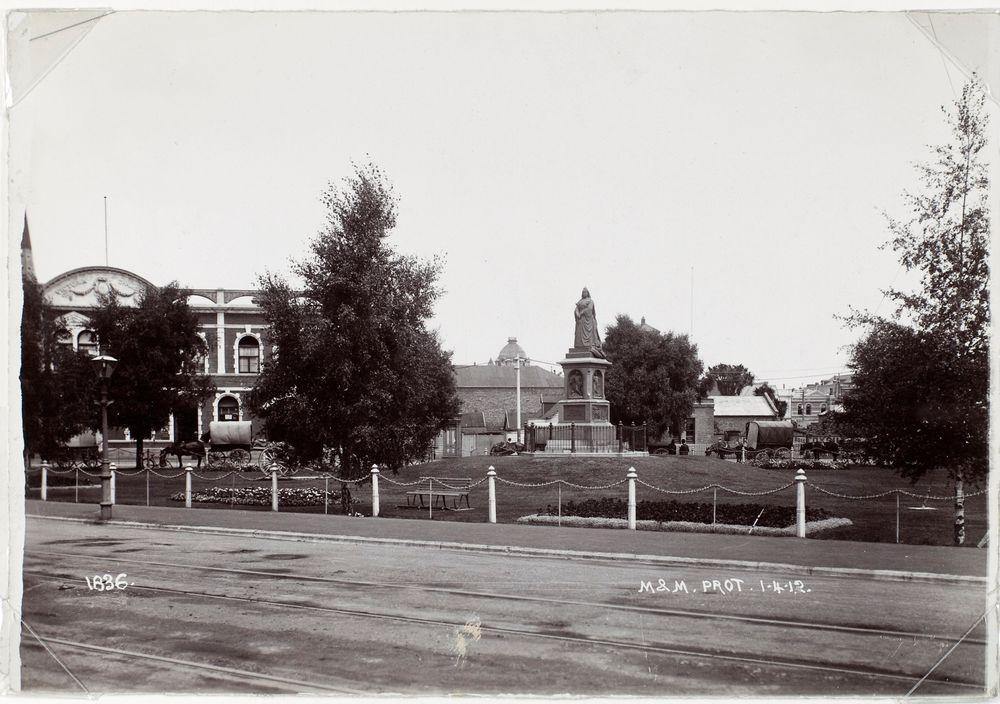 Victoria Square, Christchurch