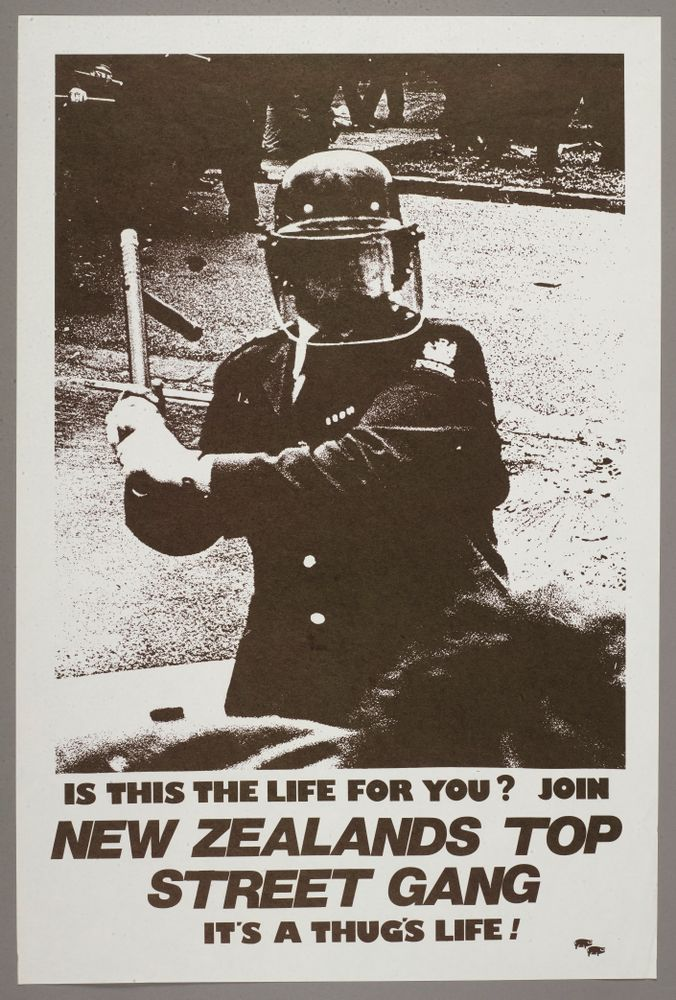 'Is this the life for you?' poster