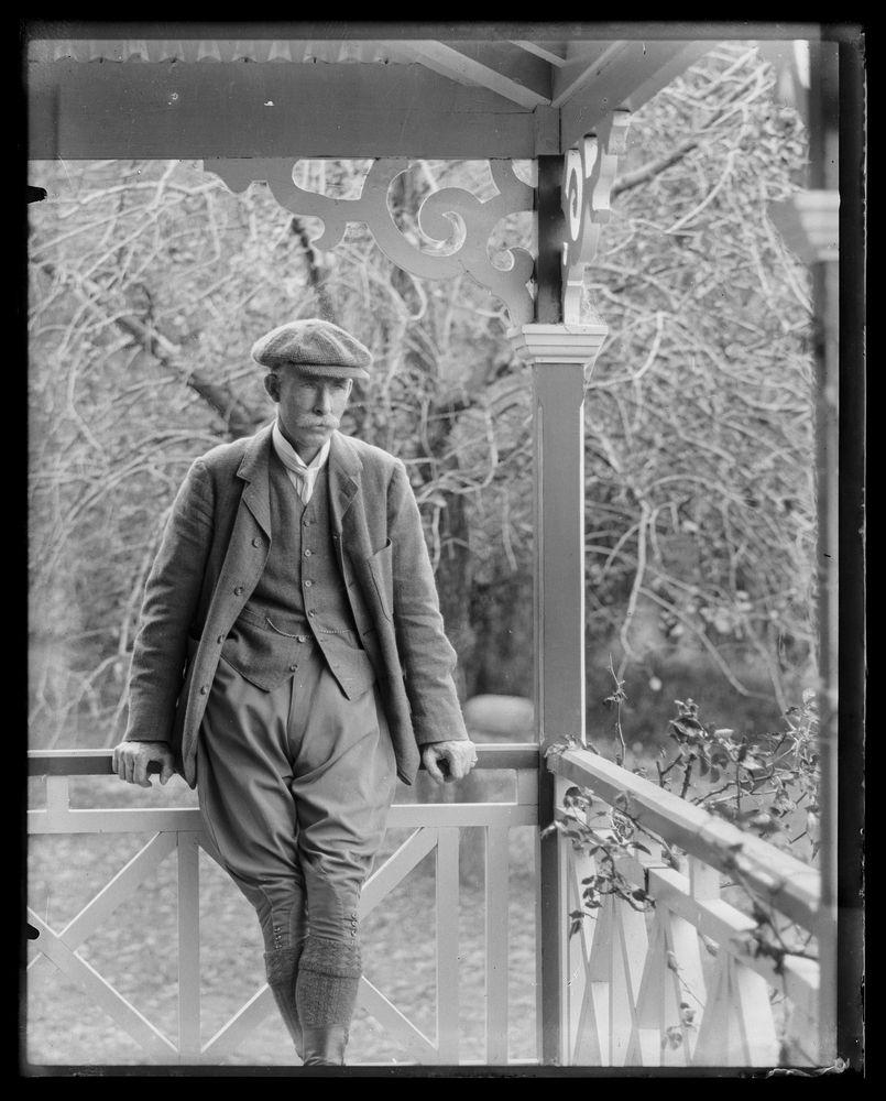 Portrait of William Herbert Guthrie-Smith