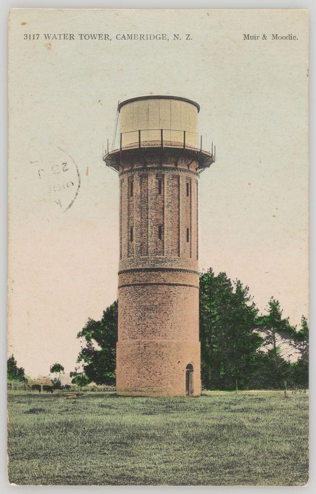 Water Tower, Cambridge, New Zealand