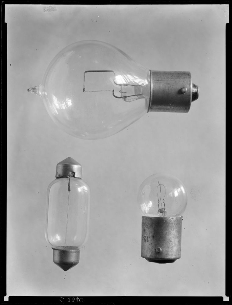 Lightbulbs - Publicity photograph for Philips New Zealand Limited