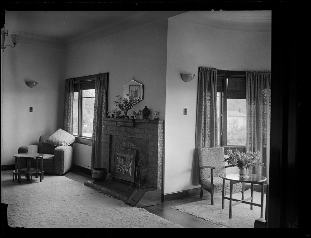 House Interior - Sitting Room