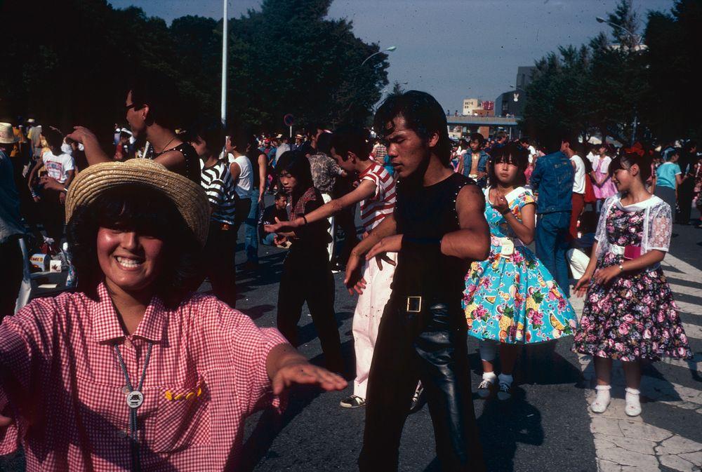 Japan series: Sunday street dancing